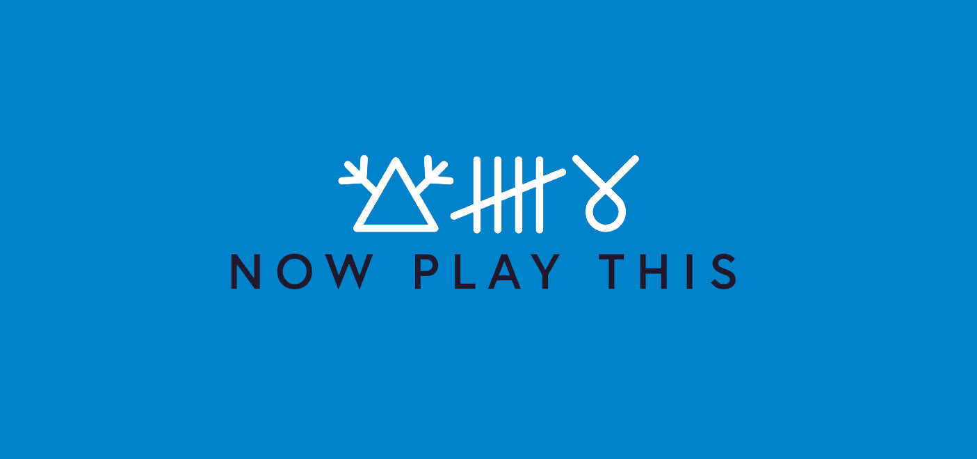 Now Play This Logo