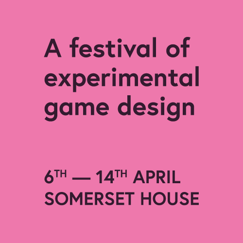 Now Play This A Festival Of Experimental Game Design